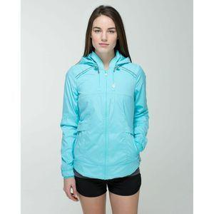 Lululemon Spring Forward Zip Front Jacket Hoodie